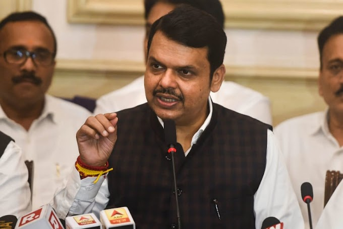 Fadnavis Criticises Pawar for 'Knowingly' Spreading Confusion on Citizenship Law for Power
