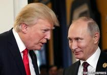 Donald Trump si Vladimir Putin