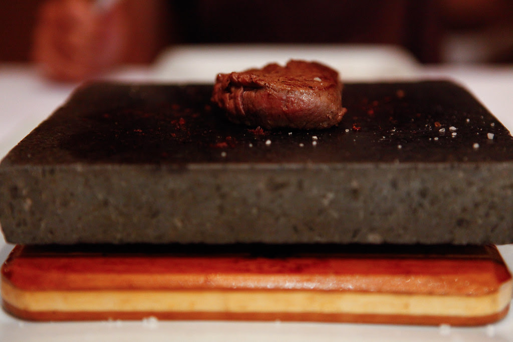 House of Wagyu: Stone Grill