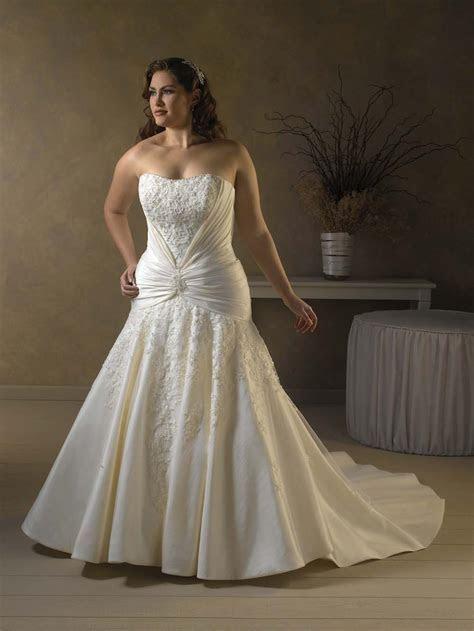 Black and white wedding dresses plus size   weddingcafeny.com