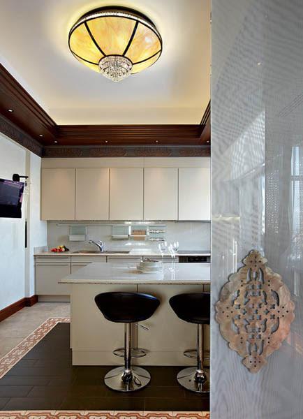 Arabic Decor Motifs in Modern Interior Design, Luxurious ...