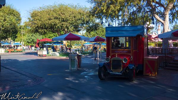 Disneyland Resort, Disneyland, Main Street U.S.A., Corn Dog