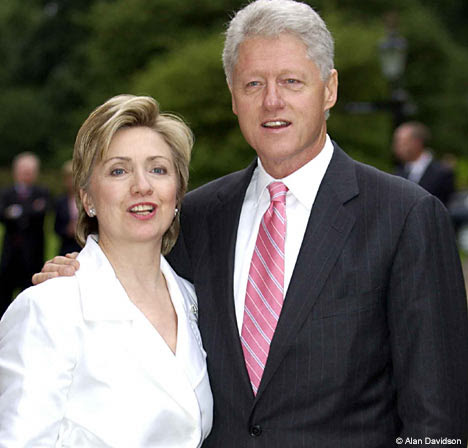 Image result for images hillary and bill clinton