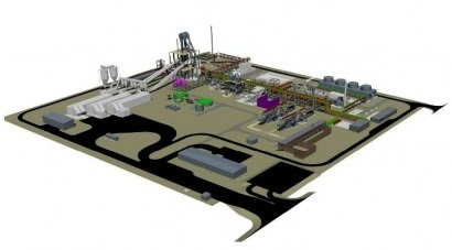 World's largest advanced gasification waste energy plant in the works