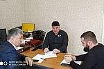 ЧЕЧНЯ. Депутаты провели встречу в г. Шали