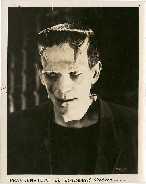 Frankenstein (Universal, 1931) 4