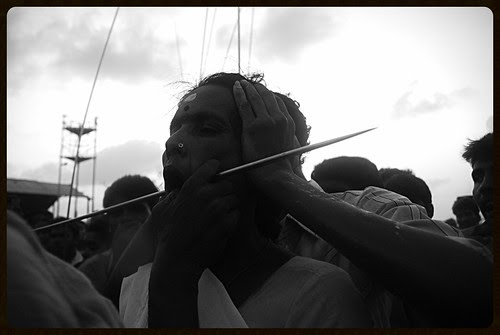 The Rod Piercers Of Marriamman by firoze shakir photographerno1