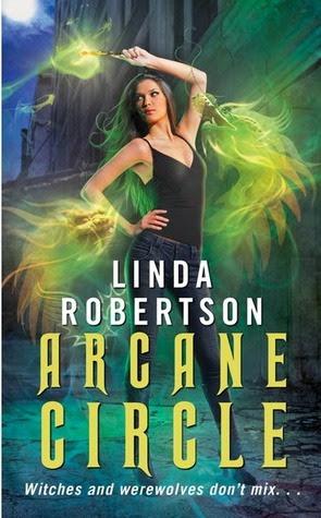 Arcane Circle (Persephone Alcmedi, #4)