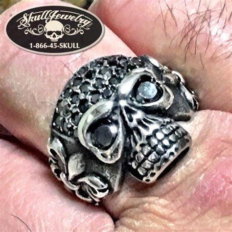 NEW 'Gas Monkey' Skull Ring (613) ? SkullJewelry.com