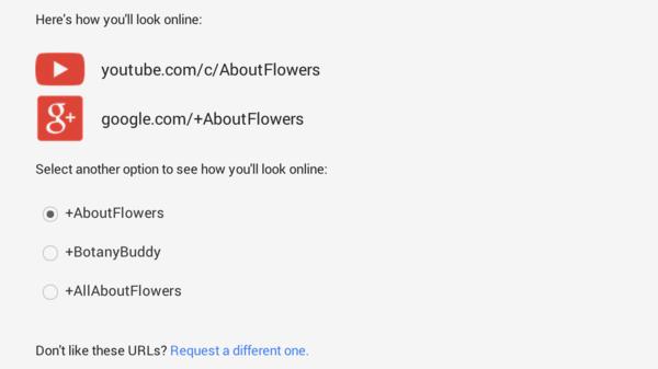 يوتيوب يسمح بتغيير روابط القنوات الخاصة بمستخدميه