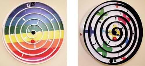 awfully artistic wall clock models
