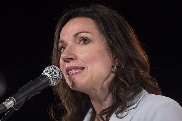 Martine Ouellet... (La Presse Canadienne, Graham Hughes)