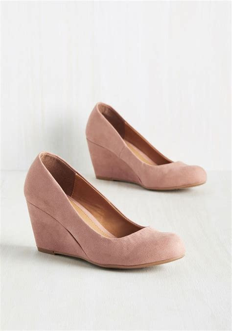 17 Best ideas about Blush Wedding Shoes on Pinterest