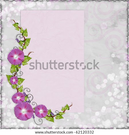 stock photo Wedding holiday or anniversary background