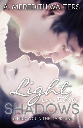 Light in the Shadows (Find You in the Dark #2) by A. Meredith Walters