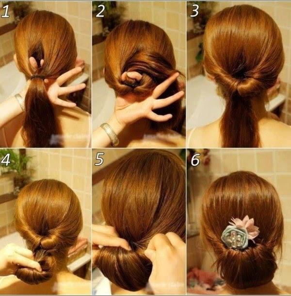 Schöne Frisuren In 5 Minuten Apriliatinalia Web