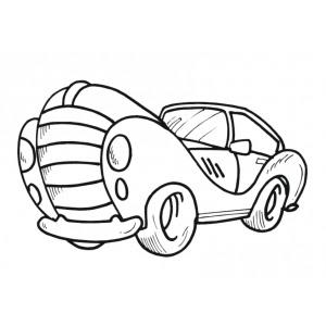 Disegni Da Colorare Categoria Automobili Magiedifiloit Punto