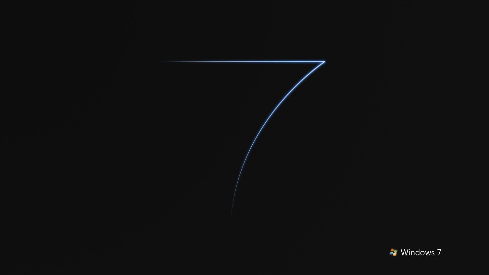 Windows 7 Black Wallpaper 71 Images