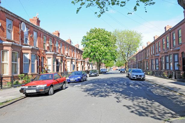 Granby Four streets in Toxteth have won the Turner Prize for their regeneration. Beaconsfield Street