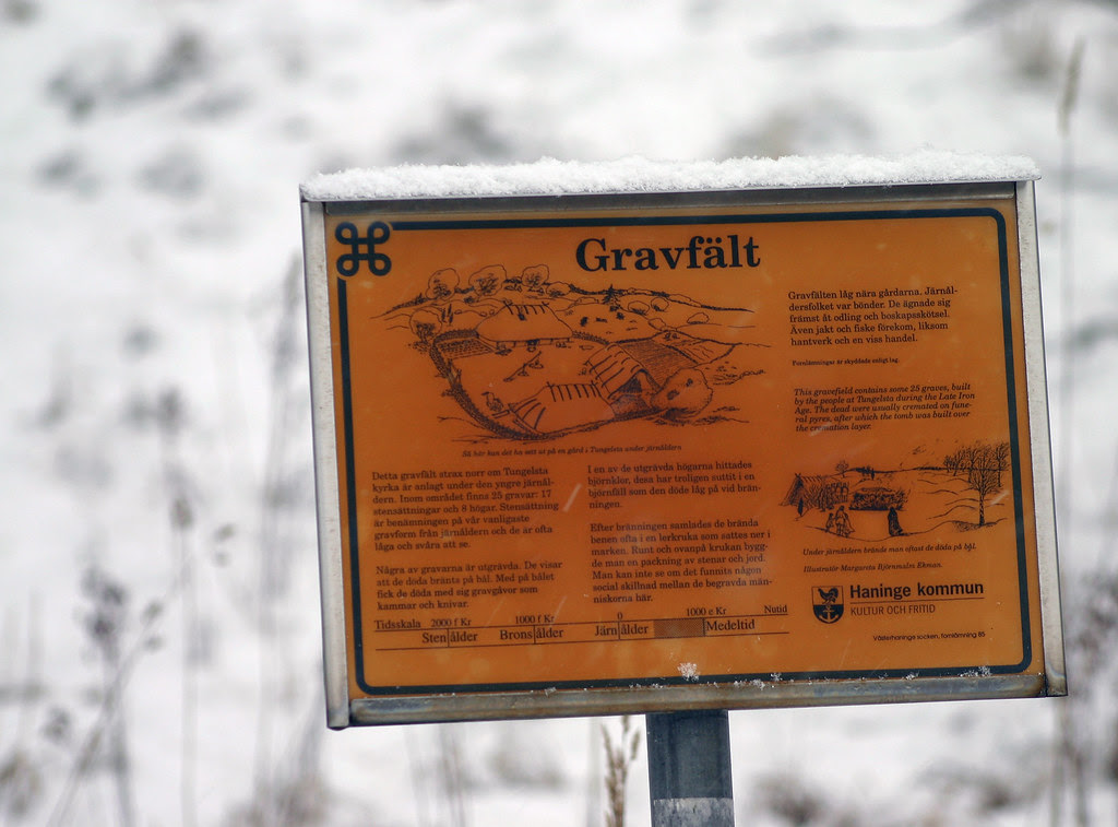 Iron Age Village and Gravefield