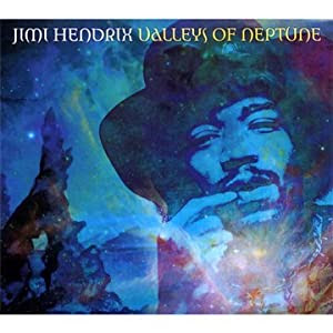 Jimi Hendrix Valleys of Neptune cover