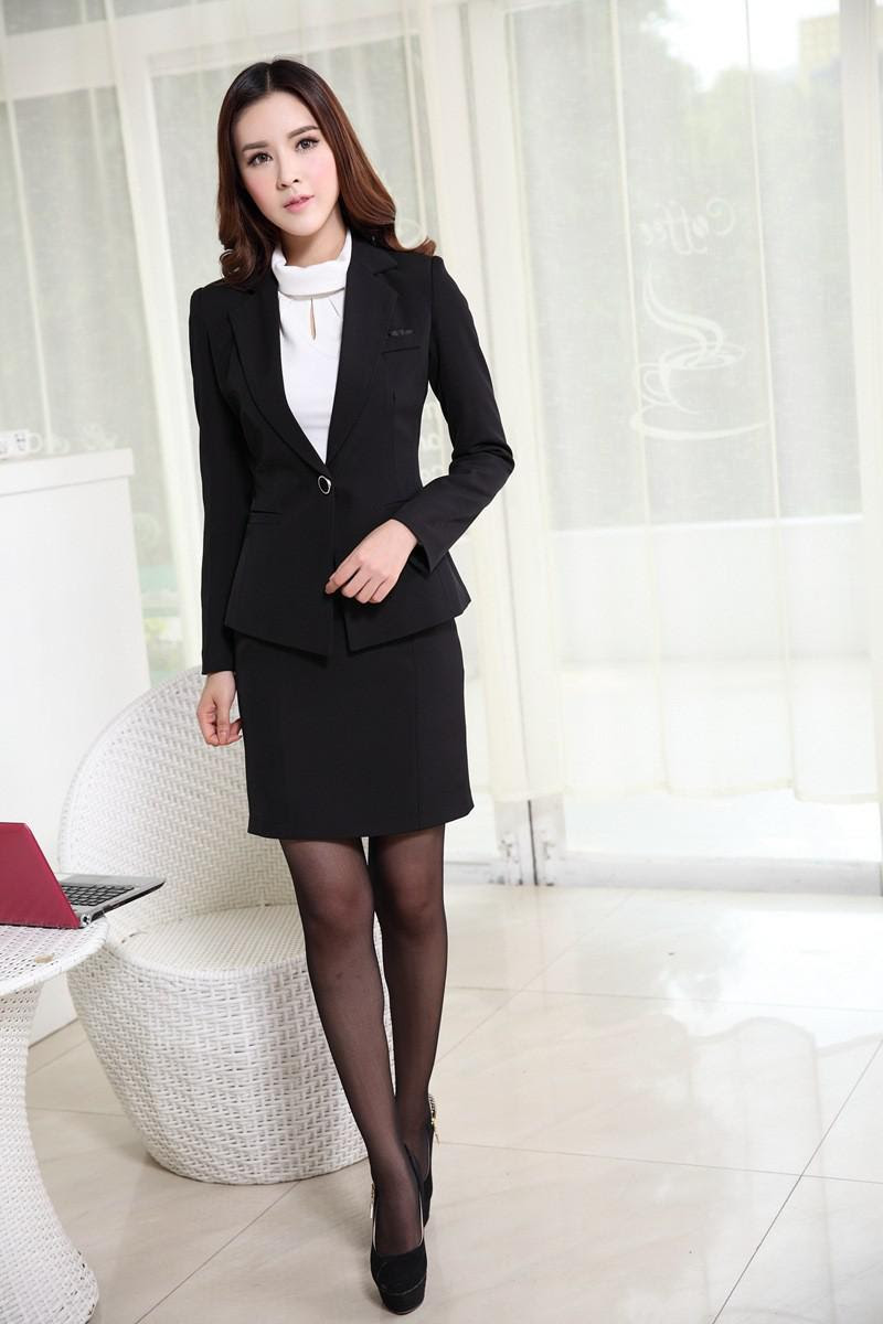 2017 womens business suits formal office suits new 2015