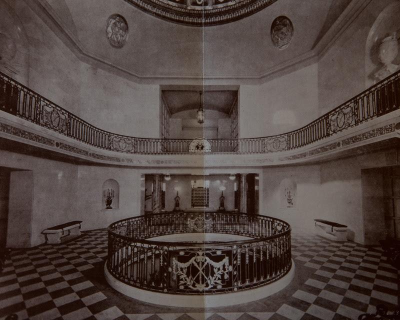 Oak Grove Mausoleum © 2014 sublunar