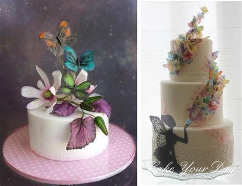 Midsummer Night?s Dream Wedding Cakes ? Cake Geek Magazine