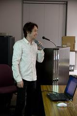 きしだ なおき さん, JJUG + SDC JavaOne 報告会, Sun Microsystems 神宮前オフィス