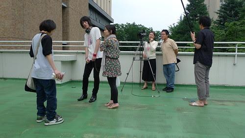 Preparing a scene from '3PM'
