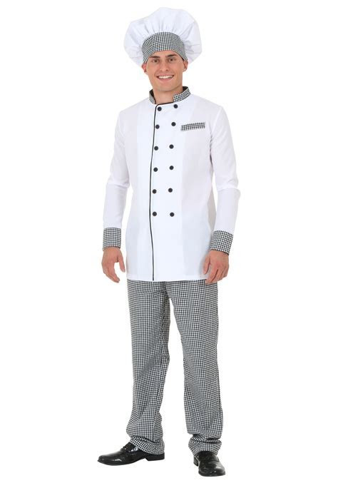 Adult Chef Costume