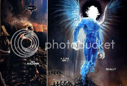 Motoqueiro Fantasma vs Kazann