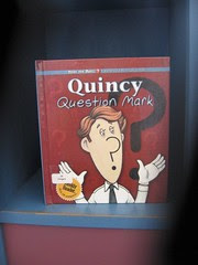 Quincy Question Mark