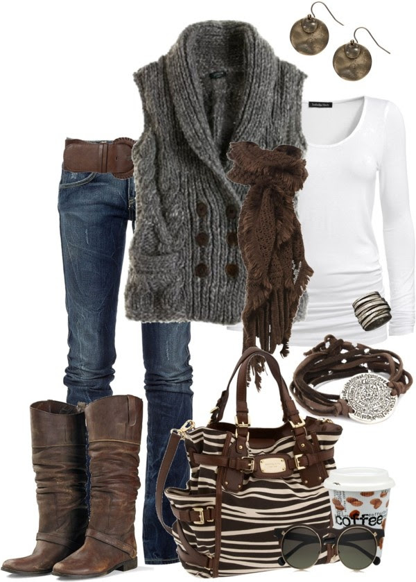30 cozy sweater outfit ideas for fall  winter  styles weekly