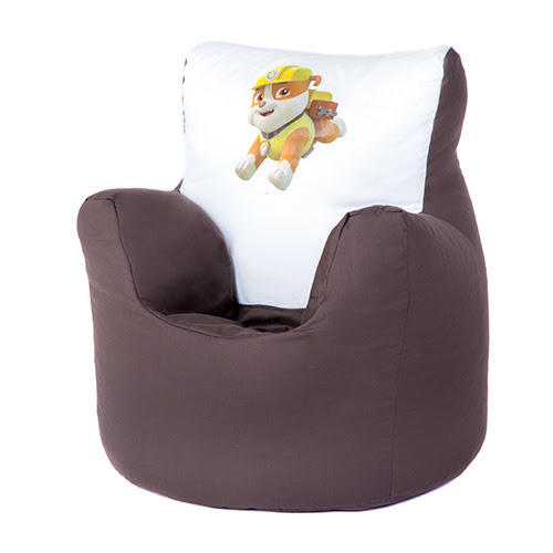 Childrens Kids Character Bean Bag Arm Chairs Toddler Seat
