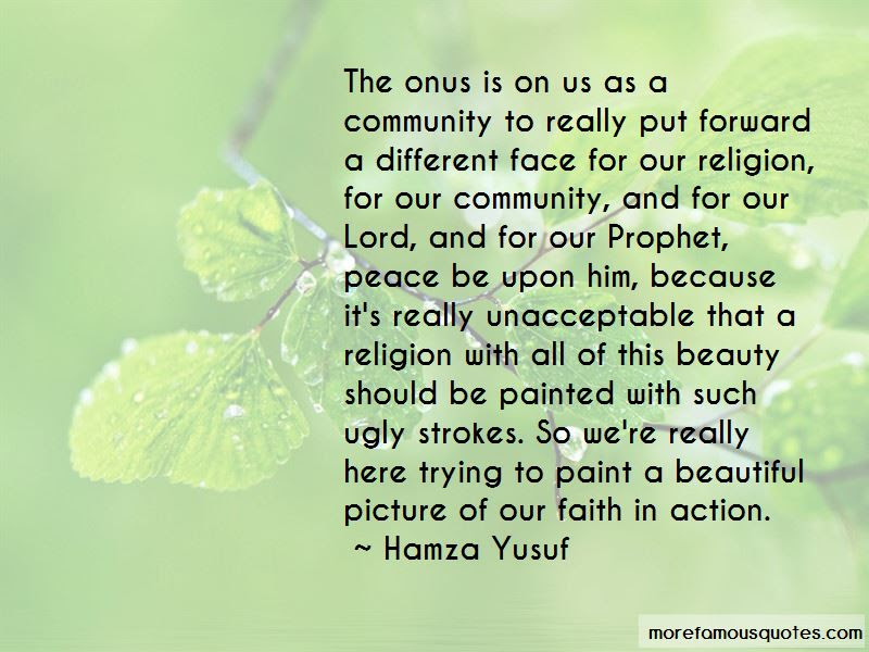 Quotes About Faith In Action Top 42 Faith In Action Quotes From