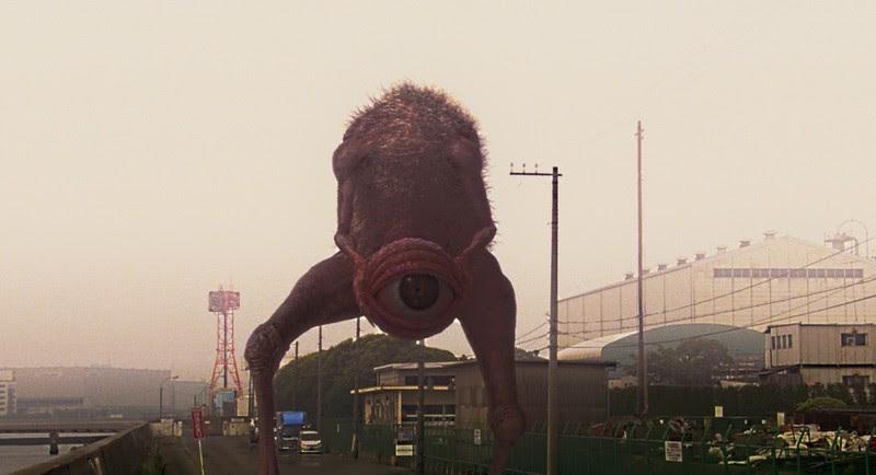 Big Man Japan Drepanoperas