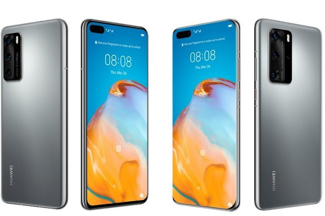 Huawei P40-Series Confirmed to Ship With EMUI 10.1