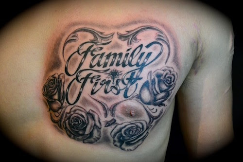 Top 10 Tattoos About Family Tattoocom