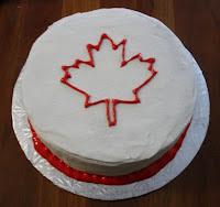 2007 Christmas Cake