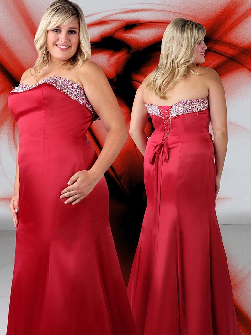 Ladies evening dresses size 24