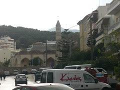 rethimno former mosque