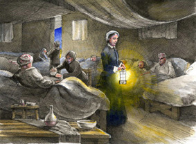Year 2 Blog Spot Florence Nightingale And Mary Seacole