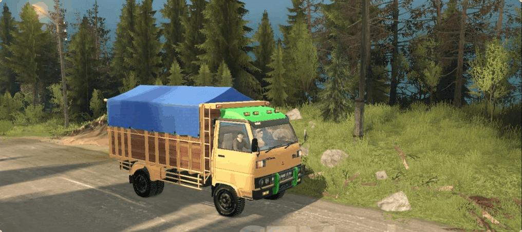 72 Modifikasi Mobil Umplung Terbaik