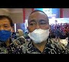 Wali Kota Makassar Diacara Pelantikan Pengurus PWI Provinsi Sulsel Priode 2021-2026