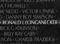 Ronald L. Longanecker - Alpha Company, 3rd Recon Battalion
