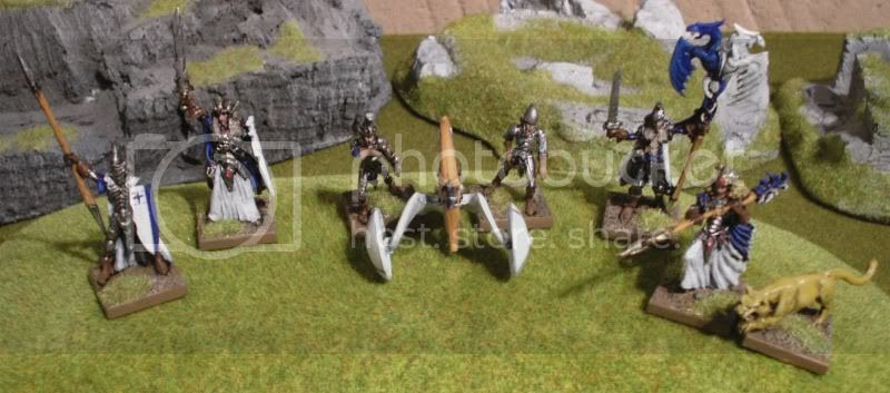 Mantic Elves