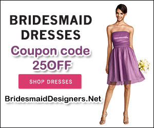 Bridesmaid Designers Dresses
