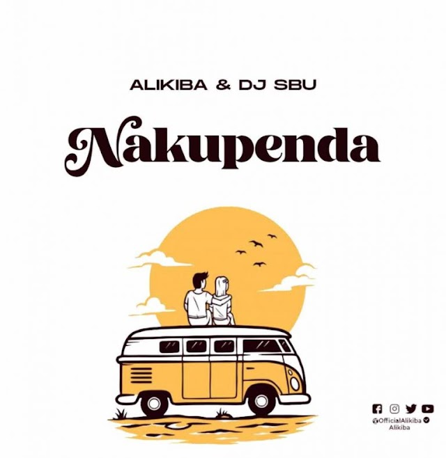 Audio: Alikiba & DJ Sbu – Nakupenda