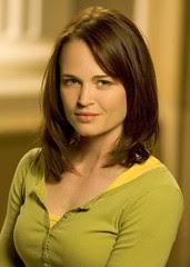 SPRAGUE GRAYDEN as 'Heather Lisinski' on Jericho